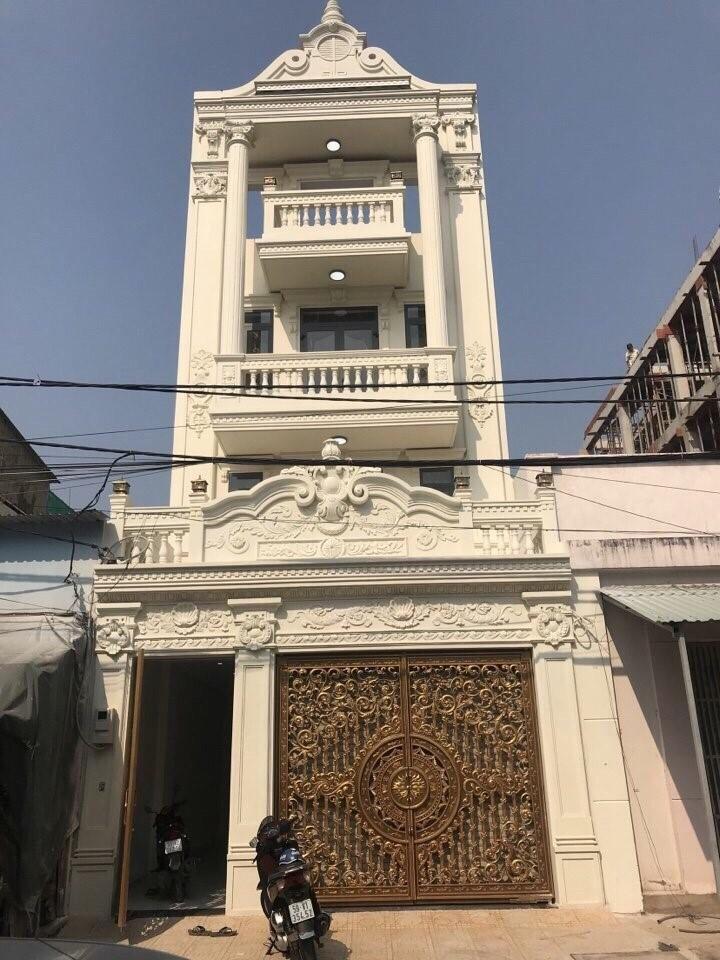 Nhà anh Quang Bình Tân
