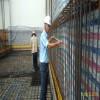 Nghiệm thu thép hầm đổ bê tông biệt thự nhà chị Loan Thủ Đức